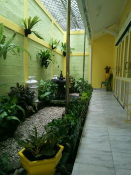 Onlist Rumah Dijual Rumah Mediteranian Style Di Puri Bintaro Sektor 9 Lantai Marmer