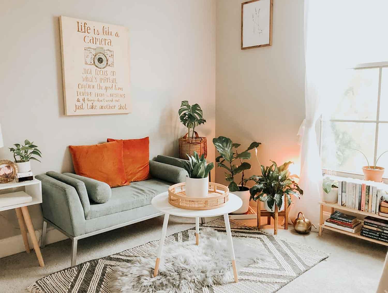 Memilih Sofa Yang Berukuran Sesuai Dengan Ruang Tamu Anda