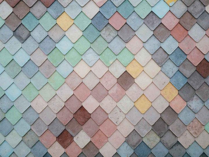 Keramik Dinding Berglasir