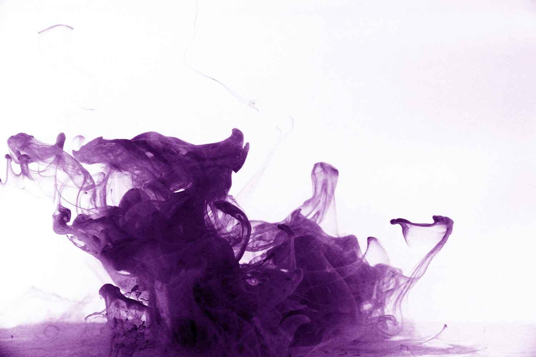 Warna Ungu Yang Kreatif