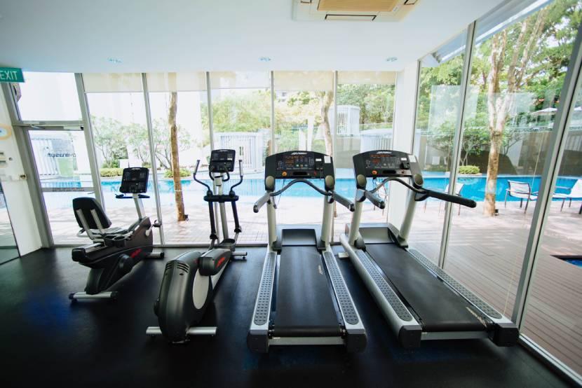 Membuat Ruangan Khusus Gym