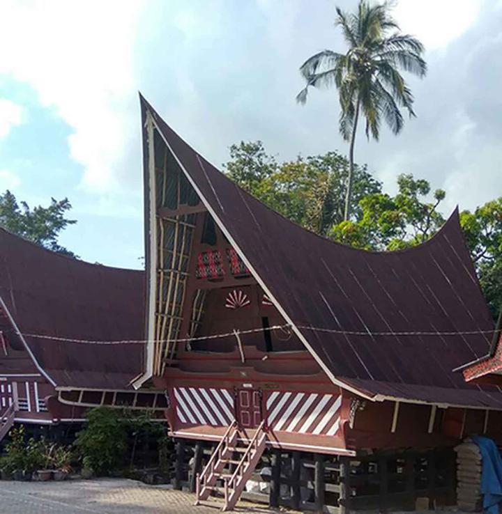 Rumah Balai Batak Toba