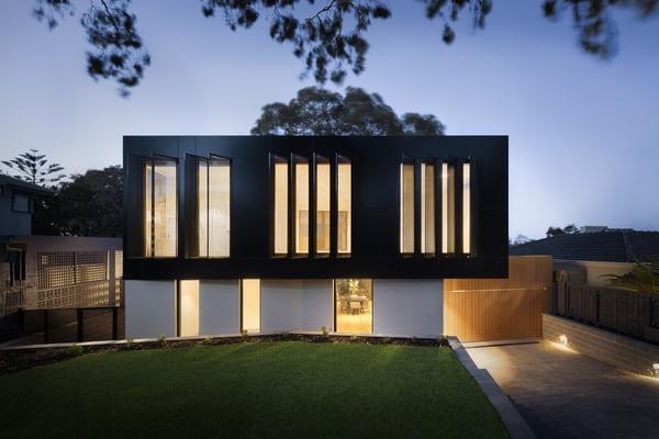 Rumah balok minimalis