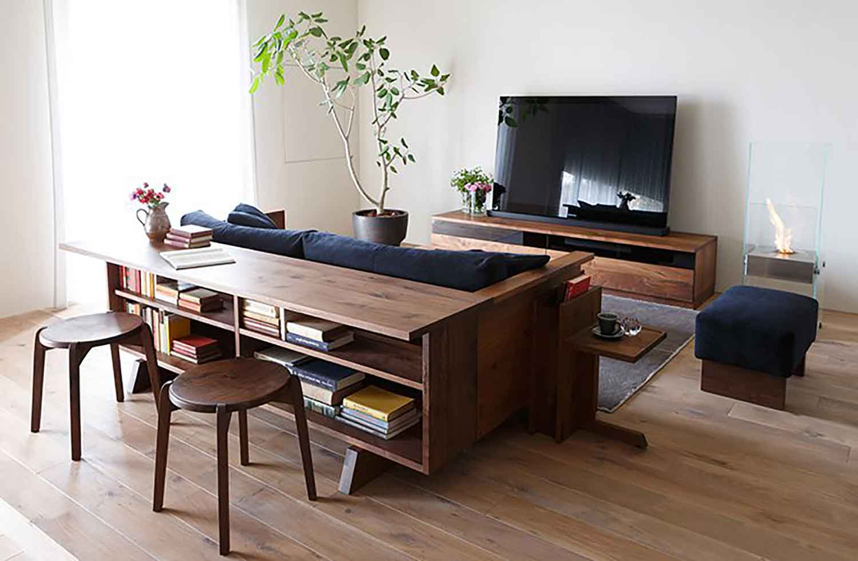 Manfaatkan Furnitur Yang Multifungsi